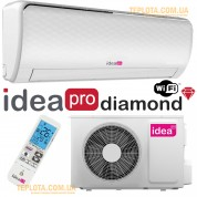 Кондиционер Idea Pro Diamond Inverter - IDEA ISR-12 HR-PA6-DN1 ION
